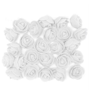 MTC #PF-4038 FOAM ROSE WHITE