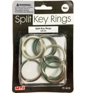 MTC #PF-4516 SPLIT KEY RINGS