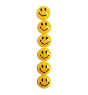 MTC #PF-5153 SMILING FACE MAGNETS