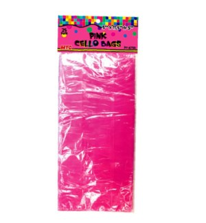 MTC #PF-6750 PINK CELLO BAGS