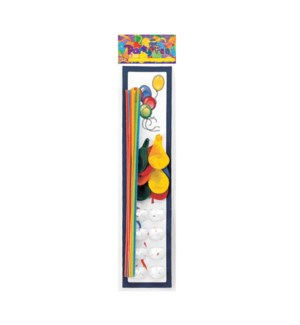MTC #PF-8004 BALLOON STICKS
