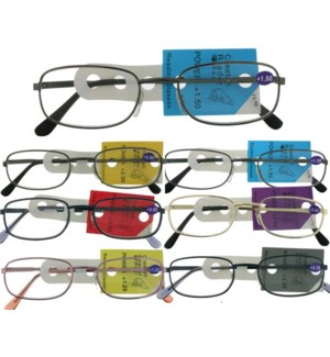 READING GLASSES #J011-6