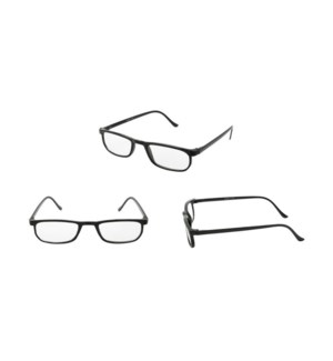 READING GLASSES #205BS +125 UNISEX