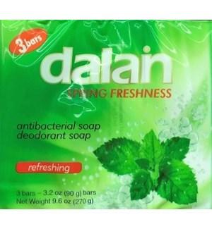 DALAN BAR SOAP #14243 SPRING FRESH