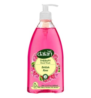 DALAN HAND SOAP #2863 BRITISH ROSE