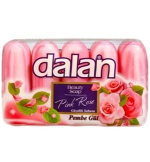 DALAN BEAUTY SOAP #51885 PINK ROSE