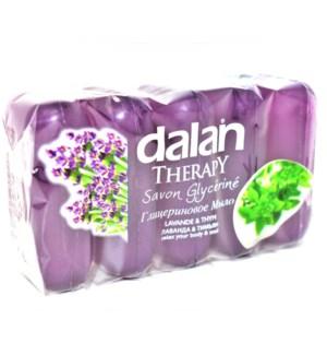 DALAN BAR SOAP GLYCERINE #521 LAVENDER & THYME