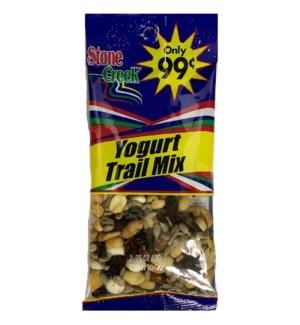 STONE CREEK NUTS #SC9944 YOGURT TRAIL MIZ