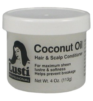 LUSTI #JFL127 COCONUT OIL