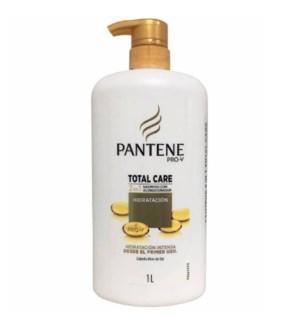 PANTENE SHAMPOO & CONDITION #5148 TOTAL CARE