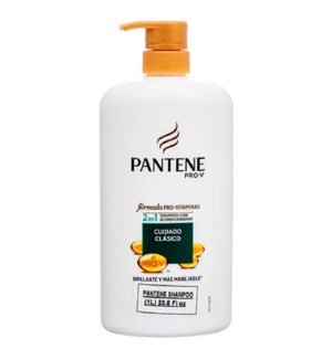 PANTENE SHAMPOO #15148 2IN1 CLASICO