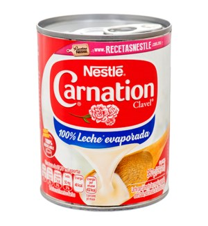 CARNATION EVAPORATED MILK MEXICAN