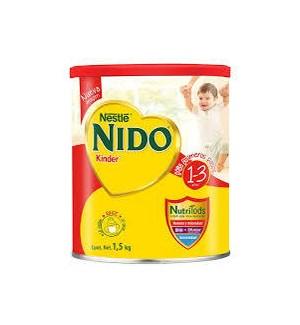 NESTLE NIDO POWDER