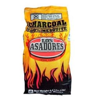 LOS ASADORES MESQUITE CHARCOAL