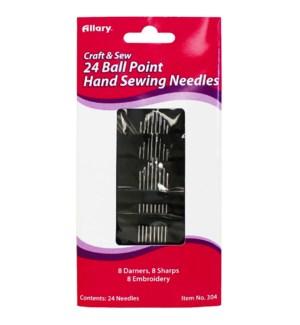 VA304-00 HAND NEEDLES BALL POINT