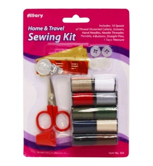 A0355-00 SEWING KIT ON CARD