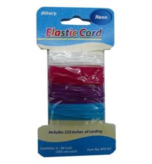 A0843-02 ELASTIC CORD