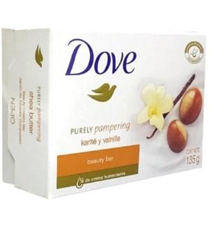 DOVE BAR SOAP #0502 SHEA BUTTER