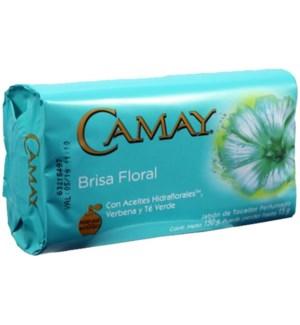 CAMAY #60451 BRISA FLORAL BAR SOAP
