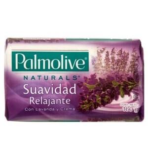 PALMOLIVE BAR SOAP #4655 LAVANDER & CREAM