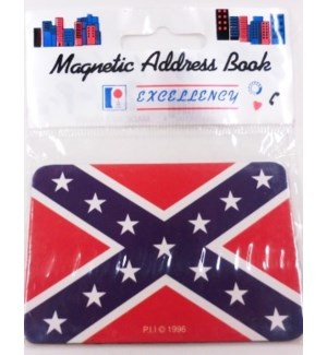 USA MAGNETIC ADDRESS BOOK #10100