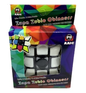 ZUPA ZUBIC QBINNERS SPIN DAZZLE & SOLVE PUZZLE