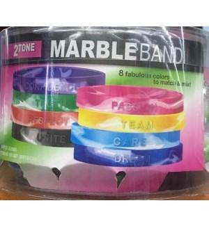 MARBLE BAND #2005 2 TONE