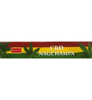 NAGCHAMPA #8561 CBD INCENSE STICKS