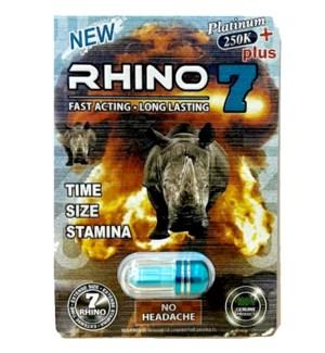RHINO #7 PLATINUM 250K+