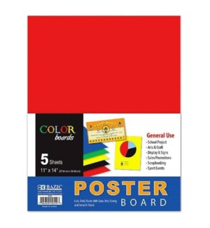 BAZIC #529 POSTER BOARD MULTI PURPOSE