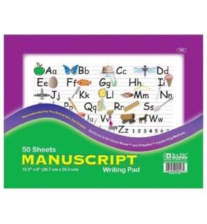 BAZIC #543 MANUSCRIPT WRITING PAD