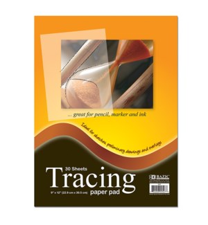 BAZIC #547 TRACING PAPER PADS