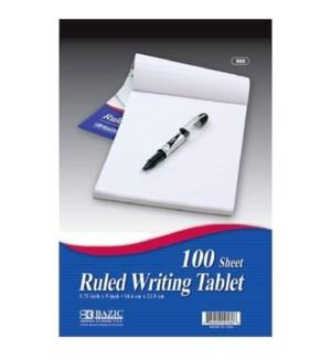 BAZIC #560 WRITING TABLET