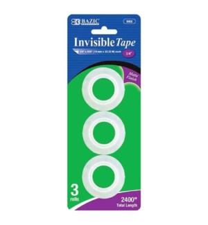 BAZIC #902 INVISIBLE TAPE REFILL