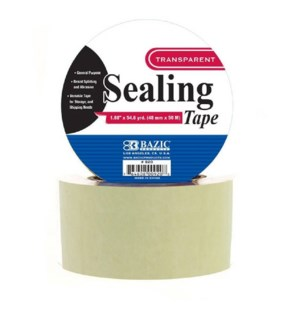 BAZIC #920 CLEAR PACKING TAPE