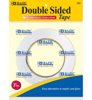 BAZIC #925 DOUBLE SIDED TAPE