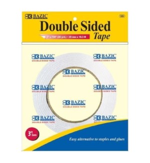 BAZIC #926 DOUBLE SIDED TAPE