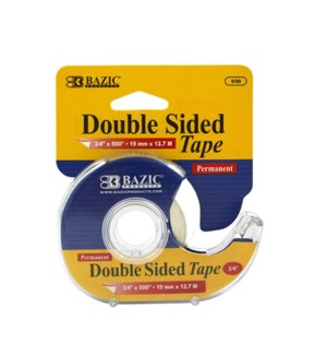 BAZIC #930 TAPE, DOUBLE SIDED