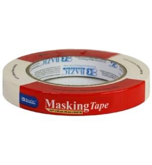 """BAZIC #950 MASKING TAPE 0.71"""""""