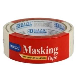 """BAZIC #953 MASKING TAPE 1.41"""""""