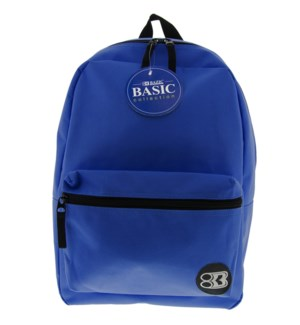 BAZIC #1031 BASIC BACKPACK, BLUE