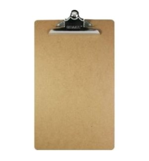 BAZIC #1804 CLIPBOARD, LEGAL SIZE HARD B