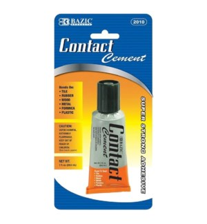 BAZIC #2010 CONTACT CEMENT