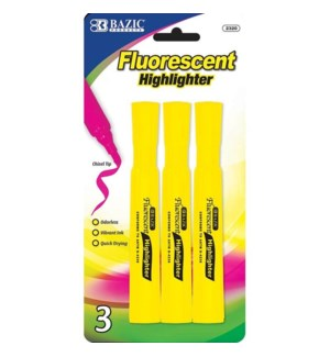BAZIC #2320 FLUORESCENT HIGHLIGHTERS