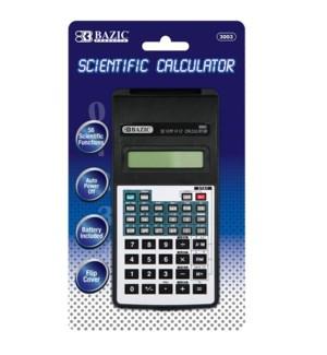 BAZIC #3003 SCIENTIFIC CALCULATOR/56-FUNCTIONS