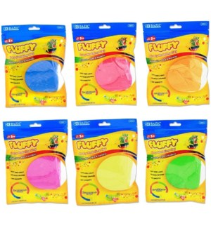 BAZIC #3351 MODELING CLAY AIR DRY FLUORESCENT