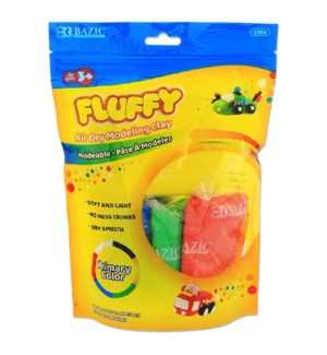 BAZIC #3352 MODELING CLAY AIR DRY PRIMARY COLO