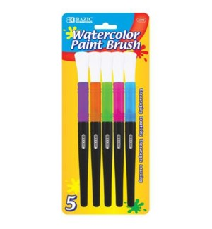 BAZIC #3413 PAINT BRUSH FOR WATER COLORS