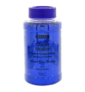 BAZIC #3492 GLITTER BLUE