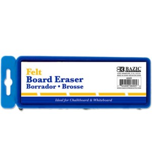 BAZIC #6005 FELT BOARD ERASER